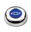 (1941-94)  Horn Button-Bowtie-Chrome