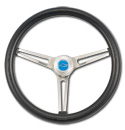 (1941-94)  Steering Wheel-Bowtie-Black
