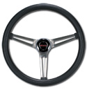 (1941-91)  Steering Wheel-GMC-Black