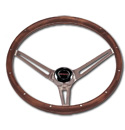 (1941-91)  Steering Wheel-GMC-Wood