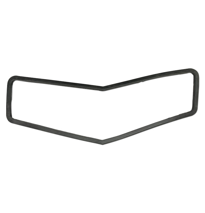 (1947-53)  Top Cowl Vent Gasket-Molded
