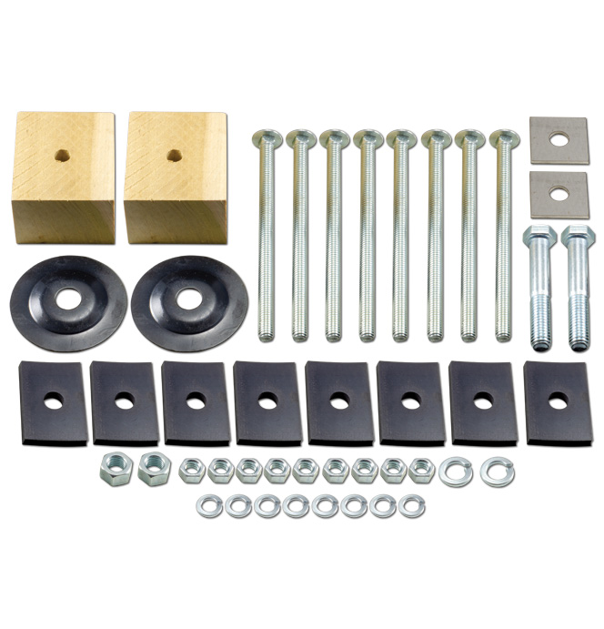 (1947-54)  Cab Mount Kit - Panel and Suburban