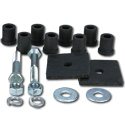 (Late 1949-54)  Cab Mount Kit
