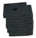 (1947-54)  Panel Truck Body Mount Pads
