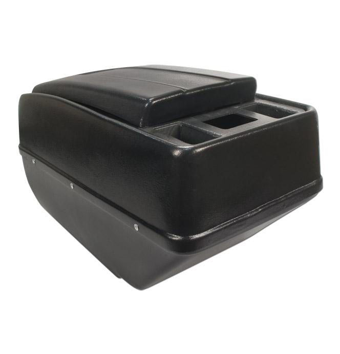 (1969-72)  Center Console-Black