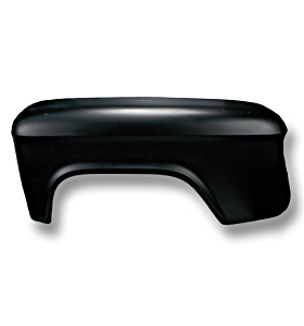 (1955-66)  **Fender - Rear, Left