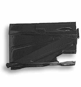 (1960-66)  Inner Fender Skirt-Right, Steel