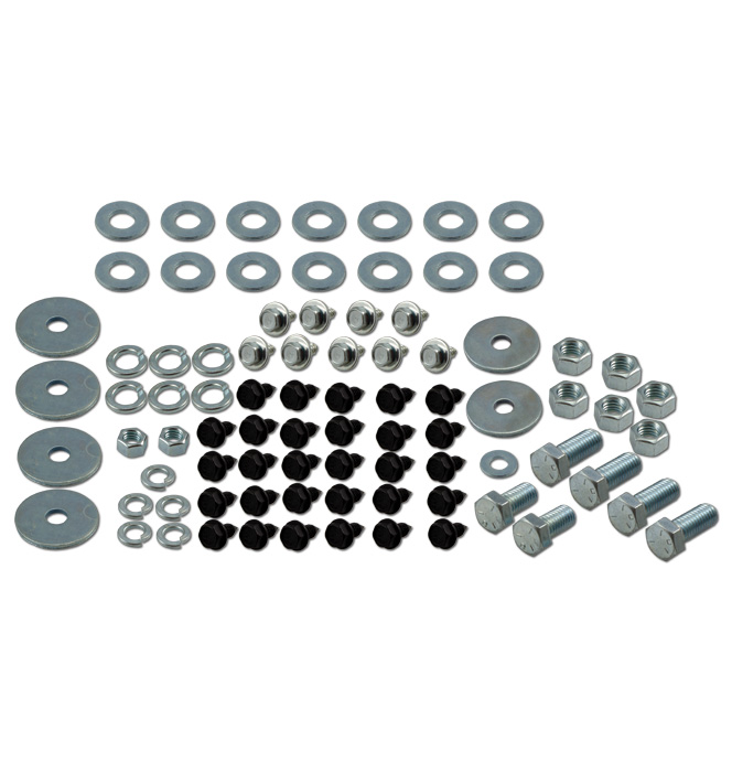 (1955-59) Front Clip Bolt Kit