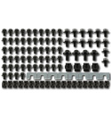 (1973-80)  Front End Sheet Metal Bolt Kit - Stainless