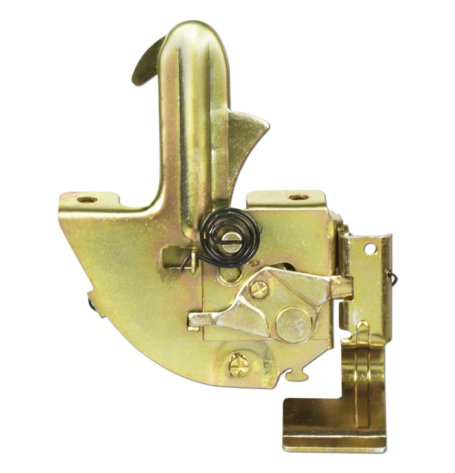 Hood Latch Assembly Compatible with 1955-1957 Chevy Truck
