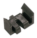 (1977-80)  Hood Release Cable Retainer