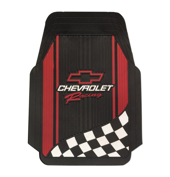 Universal Floor Mat Chevy Racing Classic Chevy Truck Parts