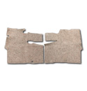 (1967-72) Floormat Pad - Pre-Cut - Small Hump
