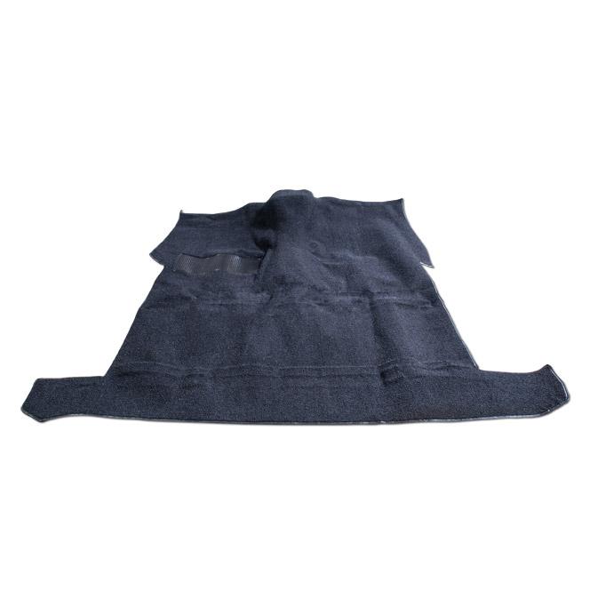 (1955-59)  Carpet - Black - Low Hump