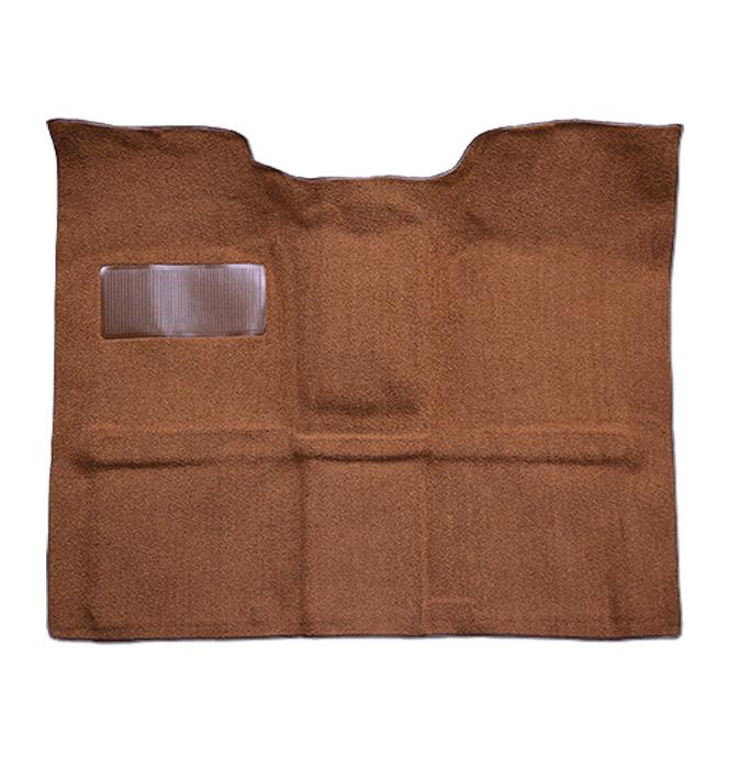 (1967-72)  Carpet-Small Hump-Brown