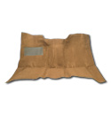 (1967-72)  Carpet-Small Hump-Light Brown