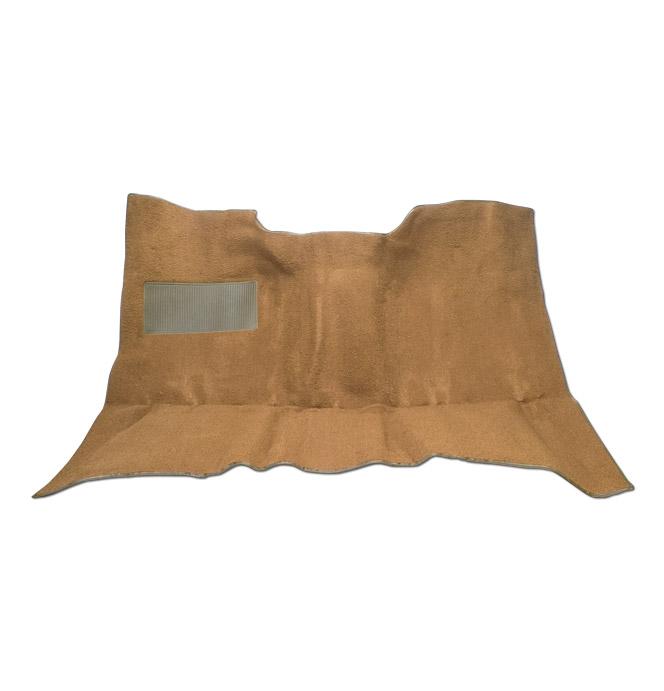 (1967-72)  Carpet-Large Hump-Light Brown
