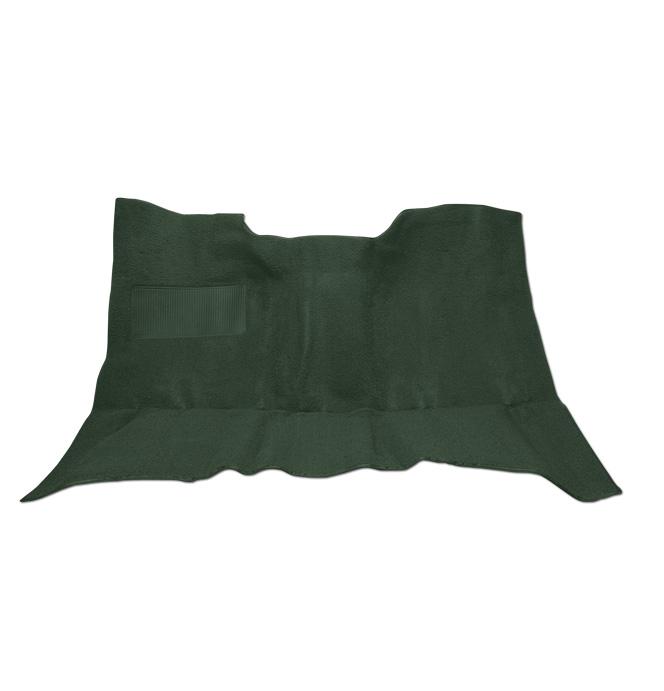 (1967-72)  Carpet-Large Hump-Green