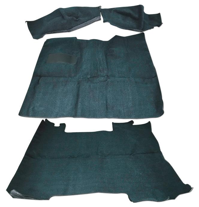 (1969-72)  * Carpet Set-Blazer-Blue
