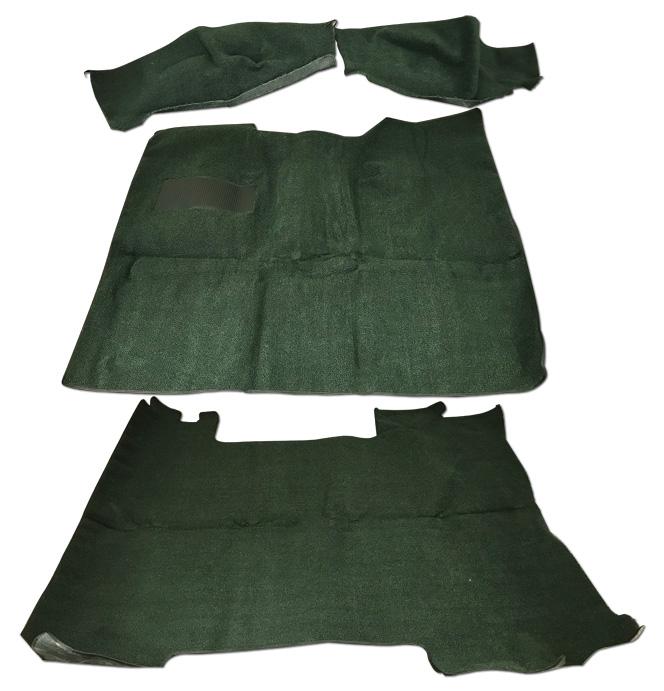 (1969-72)  * Carpet Set-Blazer-Green
