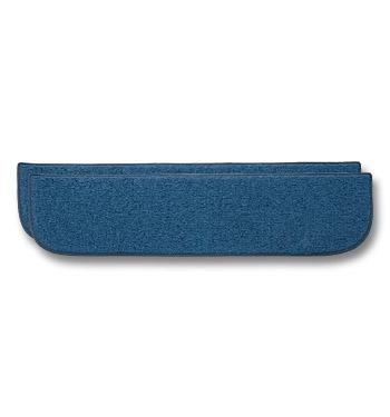 (1967-72)  Carpeted Lower Inner Door Panels-Blue