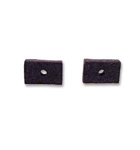 (1947-51)  Brake & Clutch Floor Seals