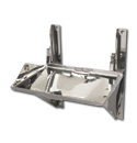 (1955-57)  Battery Box-Stainless