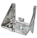 (1958-59)  Battery Box-Stainless