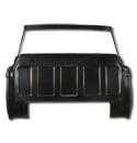 (1955-59)  **Rear Cab Outer Window Panel - Big Window