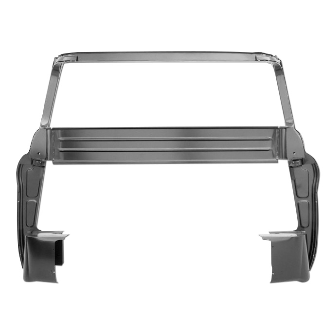 (1955-59)  **Rear Cab Inner Window Panel - Big Window - with B Pillars