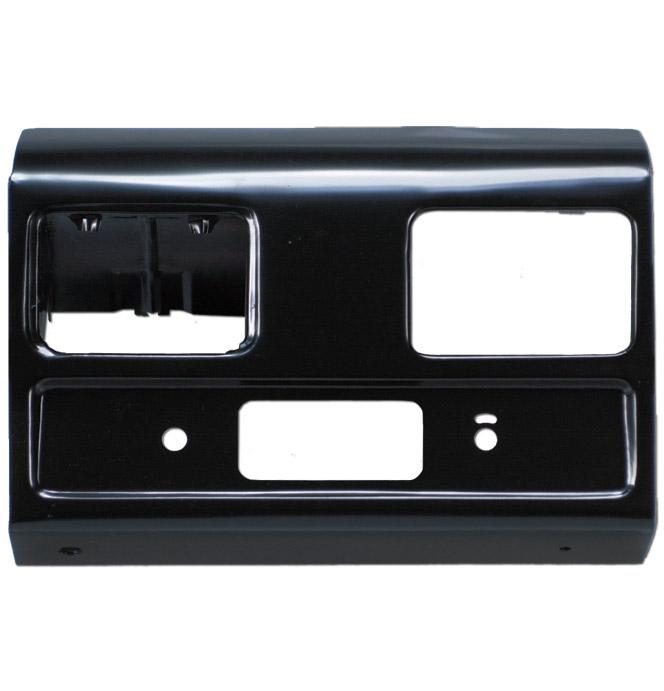 (1960-63)  Dash Face Repair Panel