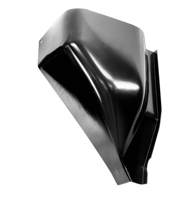 (1955-59)  Lower Outer Cowl Panel LH