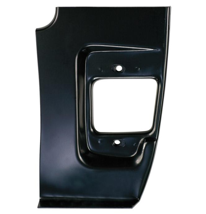 (1955-59)  Inner Lower Door Post-Right