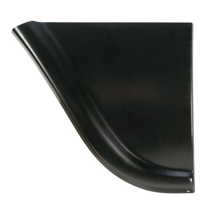 (1958-59)  Front Fender Rear Lower Tip-Left