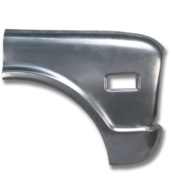 (1967-72)  Front Fender Front Half Section-Right