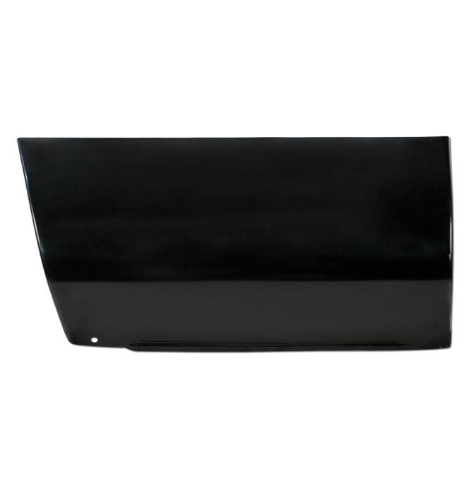 (1988-98) Lower Front Bed Panel - Right - Shortbed