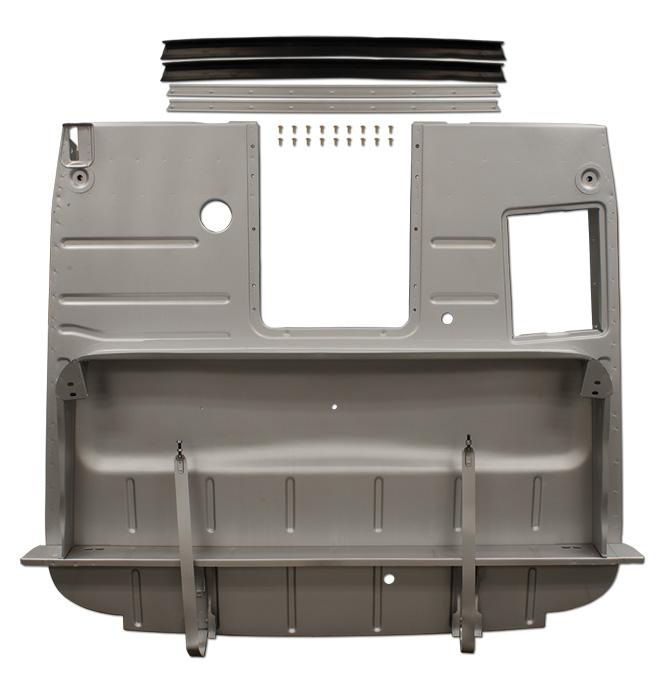 (1947-54)  ** Complete Cab Floor Pan w/ Seat Riser