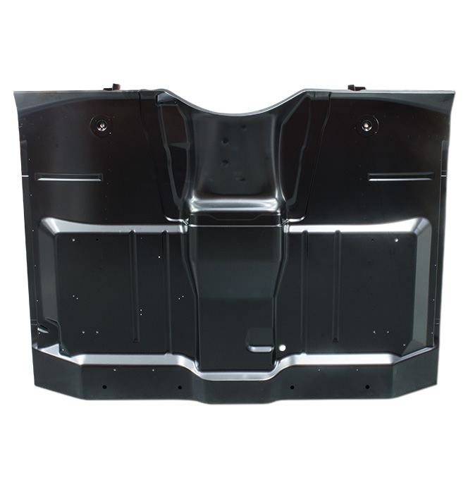 Cab Floor Pan Complete Small Hump Classic Chevy