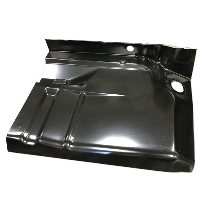 (1988-98)  Cab Floor Front Section W/Backing Plate-RH