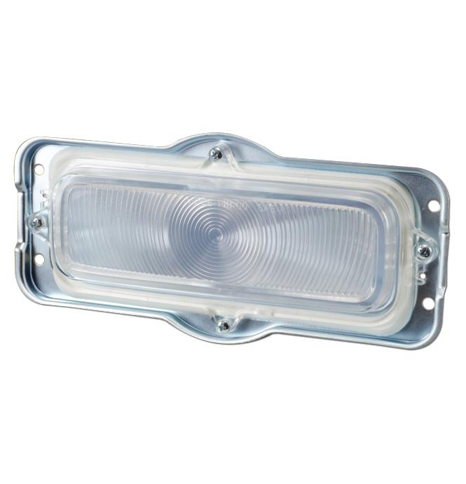 (1960-66)  Parklamp Assembly - Clear Lense
