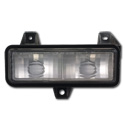 (1989-91)  Parklamp Assembly-Right-w/Single Headlamp