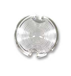(1951-53)  Parklamp Lens-GMC