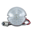 (1951-53)  Parklamp Lens-GMC-LED