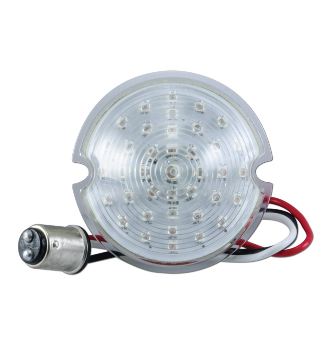 (1951-53)  Parklamp Lens-GMC-LED