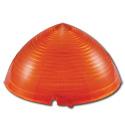 (1955-57)  Parklamp Lens-Chevy-Amber-ea.