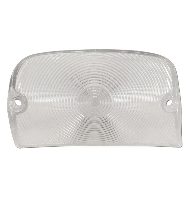 (1955-57)  Parklamp Lens-GMC-Left, Clear