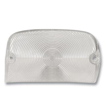 (1955-57)  Parklamp Lens-GMC-Right, Clear