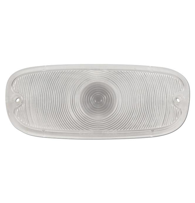 (1958-59)  Parklamp Lens-Chevy-Clear