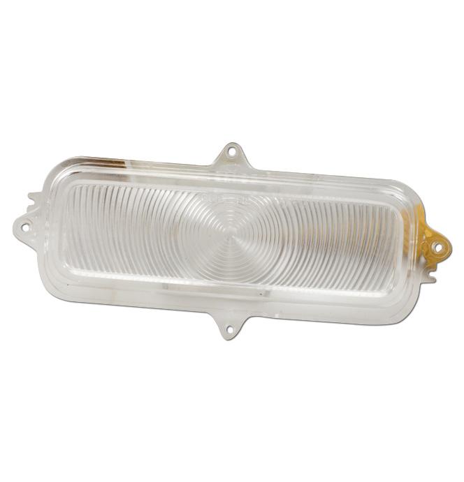 (1960-66)  Parklamp Lens-Chevy-Clear