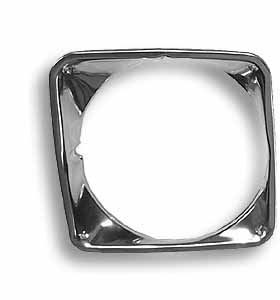(1969-72)  Headlamp Rim-Left-Original